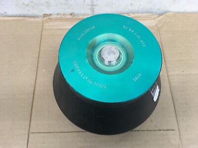 Sorvall Type Tft 65.13 65000 Rpm Centrifuge Ultracentrifuge 12 Place Rotor