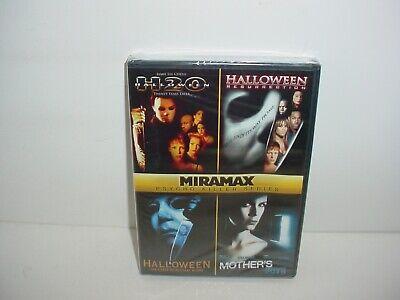 Miramax Psycho Killer Series (DVD, 2011) Halloween Jamie Lee Curtis](Halloween Series Dvd)
