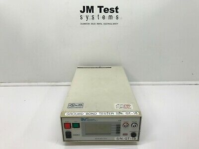 Associated Research 3130 Ground Bond Tester Br