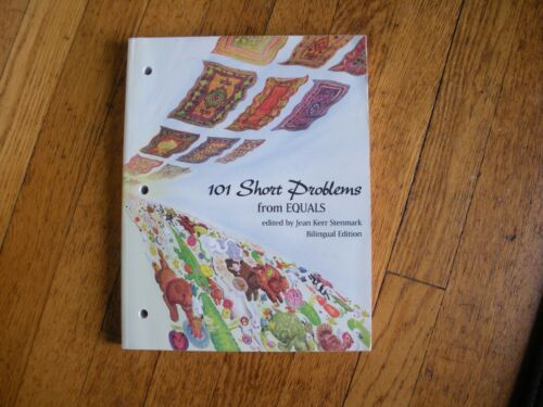 101 Short Problems/101 Problemas Cortos: Edited By Jean Stenmark