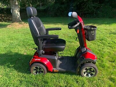 Drive Viper Mobility Scooter 4 Wheel Red