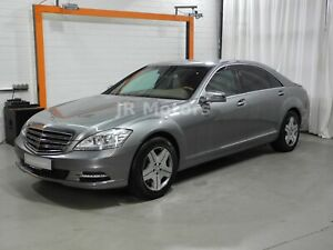 Mercedes-Benz S 600 L Security Werks Panzer Armoured Guard VR7