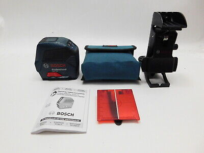 Bosch GLL50 Laser Level With Mount And Case