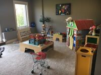 Offering summer child care at our home in Murvale
