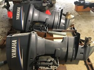 Yamaha 90hp outboards