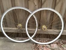 Velocity Deep V 700c Road Bike Wheels Brunswick Moreland Area Preview