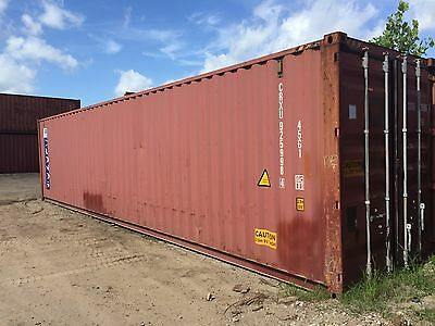 40 Used Hc Shipping Storage Container Austin Tx