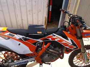 Quick sale ktm 350 sxf cheapest around Whyalla Whyalla Area Preview