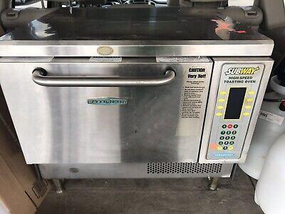 Subway Turbochef Toaster Oven