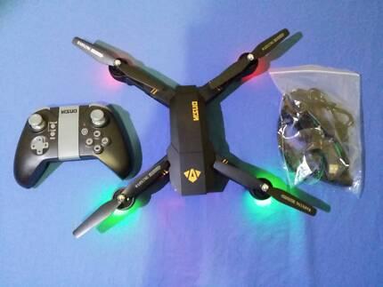 VISUO Quadcopter RTF WIFI FPV With Wide Angle HD Camera Mode2