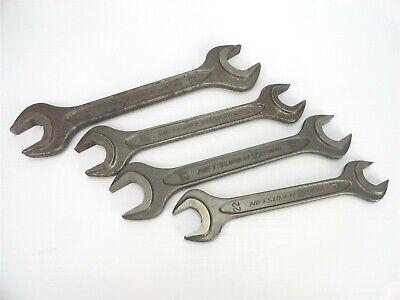 """Netsuren JIS B 4630 M30 46mm Open End Lathe Wrench 14-7//8/"""" OAL"""