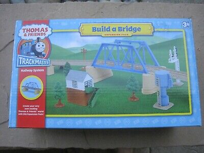 Thomas & Friends Trackmaster System Build a Bridge Expansion Pack 2006 Rare - Friends Expansion Pack