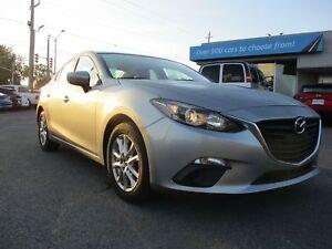 2014 Mazda 3 GS-SKY BACKUP CAM, BLUETOOTH, ALLOYS!!