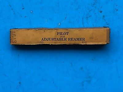 Pilot For Adjustable Reamer 1532 To 1732 Usa