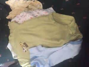 Assorted 9m baby clothes