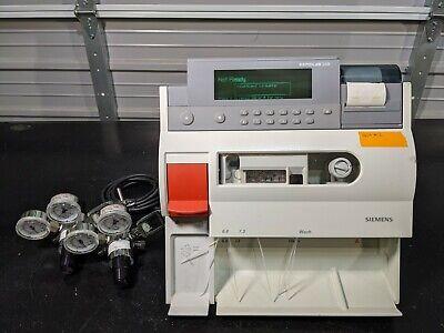 Siemens Rapidlab 248 Ph Blood Gas Analyzer With Regulator 30 Day Guarantee