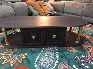 Project coffee table