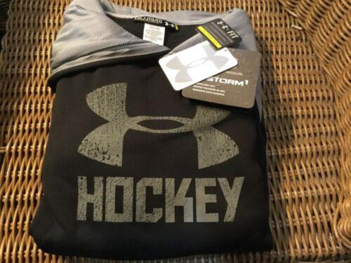 Under Armour Youth Hockey Hoodie YXL*****BNWT******Black