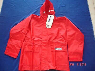 """""""SEAGEAR FOUL WEATHER JACKET (XLARGE OR SMALL)"""