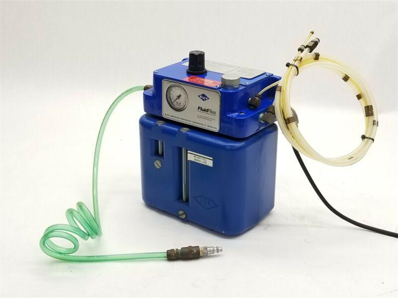 Bijur FluidFlex D153 Pressurized Fluid Lubricant Coolant Dispensing System