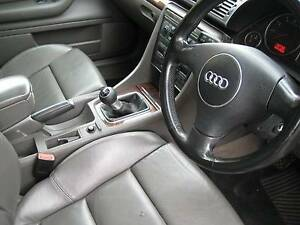 2003 Audi A4 Sedan 1.8T QUATTRO S-LINE MANUAL SUNROOF AS IS $4188 Heidelberg Heights Banyule Area Preview