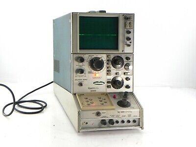 Tektronix 577 D1 Storage Curve Tracer Mainframe