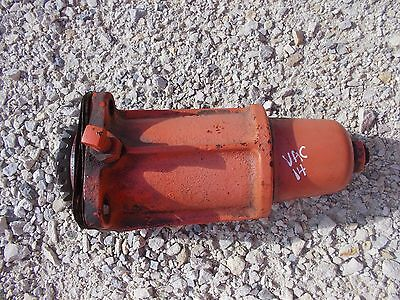 Case Vac 14 Tractor Original Belt Pulley Drive Assembly W Delete Cover