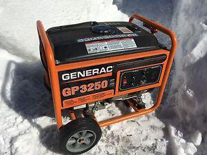 Génératrice GENERAC GP3250