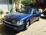 2002 Saab 9-3 Convertible Wilson Canning Area Preview