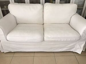 2 seater sofa Ikea Ektorp with extra set of covers Narellan Vale Camden Area Preview