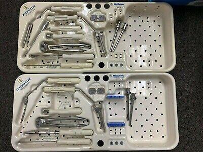 Lot Of Medtronic Zephir Sofamor Danek Anterior Cervical Instruments 8797006