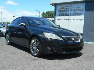 Lexus IS 250 AWD 2010 ***CUIR,MAGS,TOIT OUVRANT***