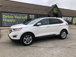 2015 Ford Edge SEL/AWD/LEATHER/SUNROOF/NAVI/