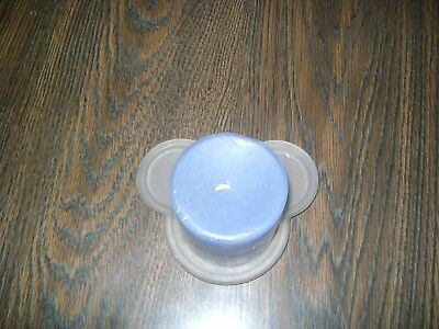MICKEY SHAPED CANDLE HOLDER WITH CANDLE