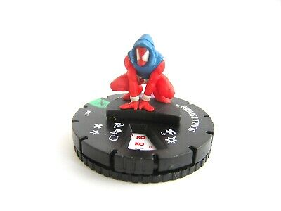 HeroClix - Superior Foes of Spider-Man - #017 Scarlet Spider