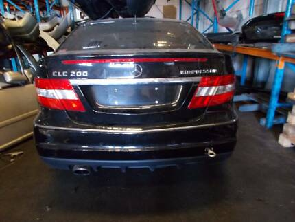 Mercedes Benz CLC200 2008 is now wrecking! Gladesville Ryde Area Preview