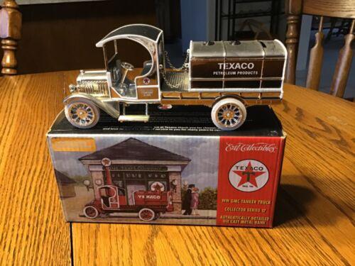 Texaco 1919 Chrome Edition GMC Tanker Truck NIB Collector Series # 17