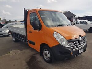 2017 RENAULT Master Auto Cab Chassis With Tray Warragul Baw Baw Area Preview