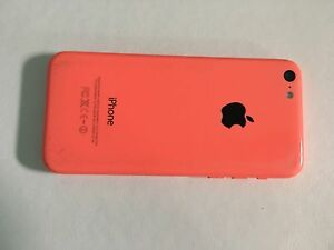 Used pink iphone 5c (unlocked, 16g)
