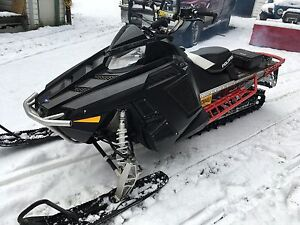 '14 pro rmk 800 awesome sled! Prince George British Columbia image 1