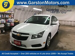 2014 Chevrolet Cruze LT*BACK UP CAMERA*KEYLESS ENTRY w/REMOTE ST