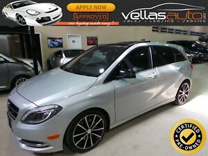 2014 Mercedes-Benz B-Class SPORTS TOURER| PANO RF| 18ALLYS