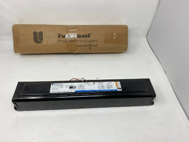 Universal Lighting Technologies Metal Halide Lamp Ballast 1110247-s-c-tc