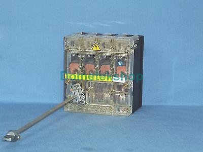 Klockner Moeller Nzm 64-125 Circuit Breaker