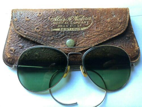 Vintage 1/10 12KGF sunglasses  great use