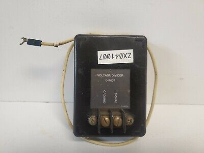 Used Hypertherm Voltage Divider 041007