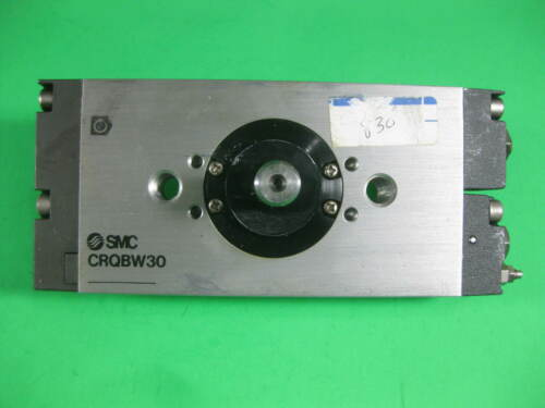 SMC Rotary Actuator -- CRQBW30-180 -- Used