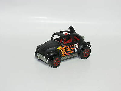 HotWheels - VW Cox Beetle Buggy Hot Rot - A/nb - Vintage Toy (1983) Jouet Ancien