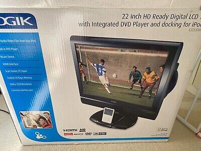 Logik 22 Tv In Orginal Box