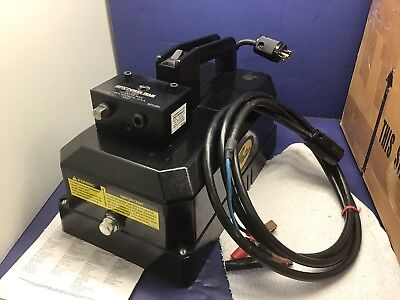 Gates New Hydraulic Pump Pr102a-grc Spx Power Team Valve 10000 Psi 12 Volt Dc